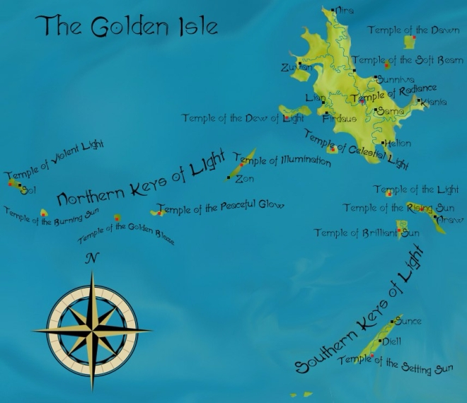 The Golden Isle